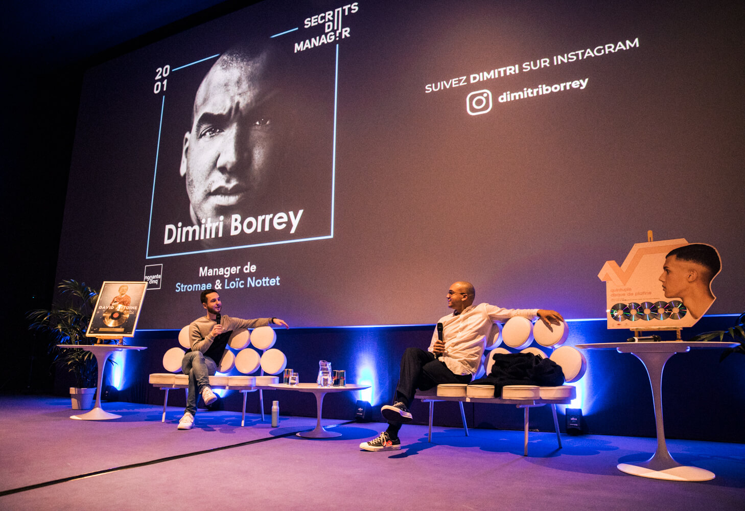 Secrets de Manager – Nonante Cinq – Dimitri Borrey – Stromae 2