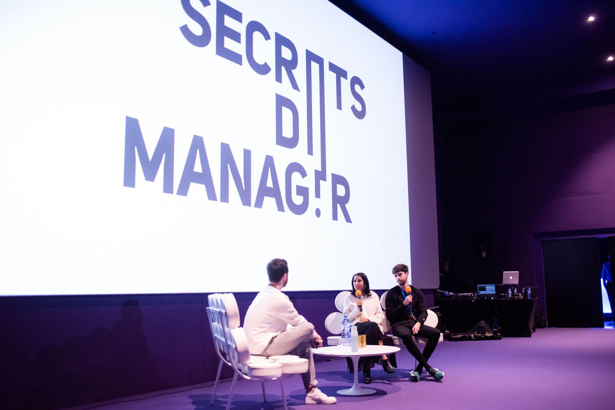 Secret de Manager (100)